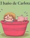el baño de Carlota